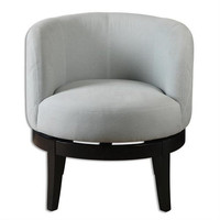Uttermost Aurick Swivel Chair - Uttermost 23193