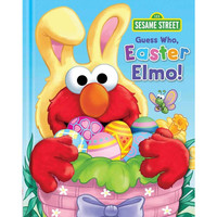 Sesame Street Guess Who, Easter Elmo!
