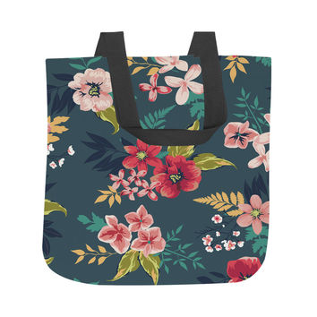 A bit Hawaiian Tote Bag