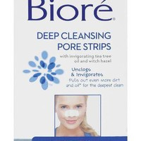 Ultra Deep Cleansing Pore Strips