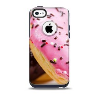 Sprinkled Donuts Skin for the iPhone 5c OtterBox Commuter Case