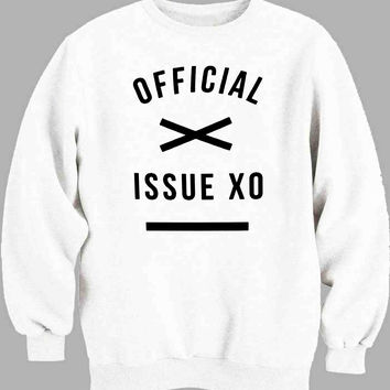 The Weeknd - Official Issue XO Sweater for Mens Sweater and Womens Sweater *