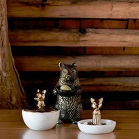 Woodland Trinket Dishes