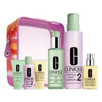 Clinique 'Great Skin Home & Away' Set for Very Dry to Dry Combination Skin Types ($90 Value)
