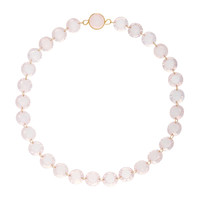 One-Of-A-Kind Lady Like Rose Quartz Necklace | Moda Operandi