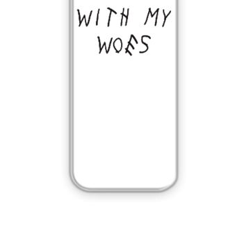With My Woes - iPhone 5&5s Case
