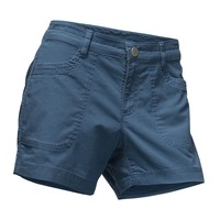 Women's Cliffside Shorts in Shady Blue by The North Face - FINAL SALE
