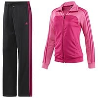 adidas Essentials 3-Stripes Knit Track Suit