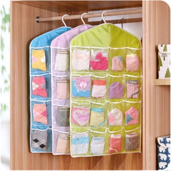 Innovative Storage Bags Underwear Hanger [6395700164]