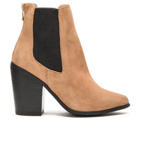 RAYE Evie Bootie in Tan