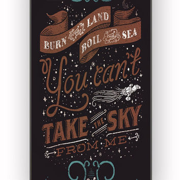 You Can t Take The Sky for iPhone 4/4S Case **