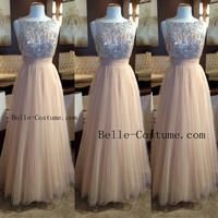 Custom-made Prom Dress, Long Prom Dresses, Evening Dress