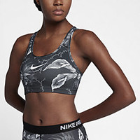 The Nike Women's Medium Support Sports Bra.