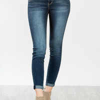 "27"" Wanna Better Butt Cuff Jean"