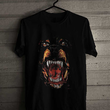 t shirt givenchy rottweiler