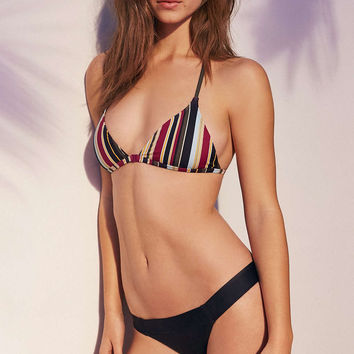 Out From Under Solid Wide Band Bikini Bottom - Urban Outfitters