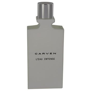 Carven L'eau Intense by Carven Eau De Toilette Spray (Tester) 3.3 oz