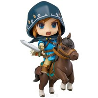 The Legend of Zelda -Breath of the Wild- Nendoroid : Link [Breath of the Wild Ver. DX Edition] (PRE-ORDER) - HYPETOKYO