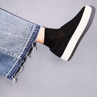 Free People Matchpoint Platform Sneaker