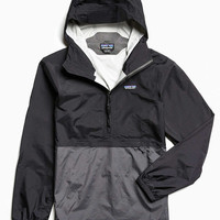 Patagonia Torrentshell Pullover Anorak Jacket - Urban Outfitters