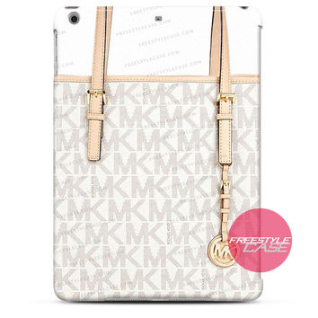Michael Kors MK Bag Texture Print iPad Case 2, 3, 4, Air, Mini Cover