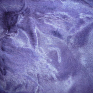 """8""""x10"""" Hair On Lilac Purple Leather Cowhide from PeggySueAlso HOH"""
