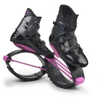 Kangoo Jumps KJ Rx3 Special Edition - Black/pink