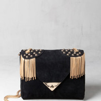 BAG WITH CHAINS AND FRINGING DETAIL - NEW PRODUCTS - WOMAN -  Mexico