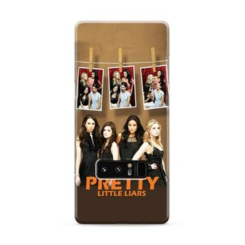Pretty Little Liars clothesline Samsung Galaxy Note 8 Case