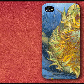 Two Sunflowers - Van Gogh Phone Case iPhone Cover