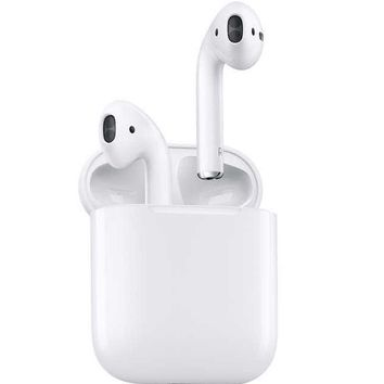 NEW Genuine Apple AirPods Wireless Bluetooth Headphones Headsets