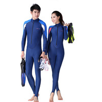 Full Body Swimsuit For Women Spearfishing Wetsuit For Swimming Men Surf Suit Wetsuits Surfing Men Rashguard Women Long Sleeve