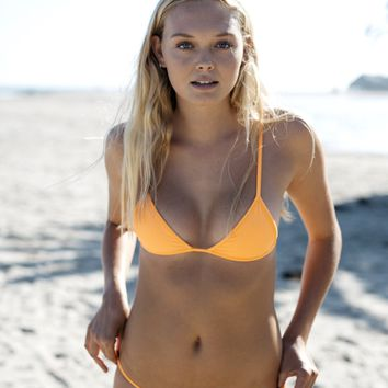 MGS Low Tide Bikini Set - Orange Pop