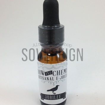 Crow and Chemist Jubelee E-juice