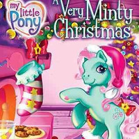 My Little Pony-Very Minty Christmas (Dvd) (30Th Anniversary Edition/Ff)