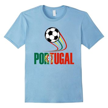 PORTUGAL Soccer T-shirt 2016 Portuguese Football Team Jersey