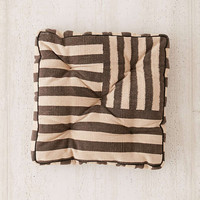 Sunfaded Stripe Floor Pillow | Urban Outfitters