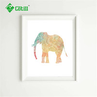 Cotill Design Elephant Canvas Printings Poster Wall Art Pictures On The Wall No Frame Wall Art Home Decor Canvas Painting Poster