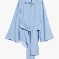 C/MEO COLLECTIVE / Fiction Silk Shirt