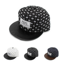 Summer Cotton Hip-hop Baseball Cap Ladies Hats [4917731332]