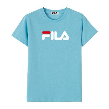 FILA Children clothes t shirt