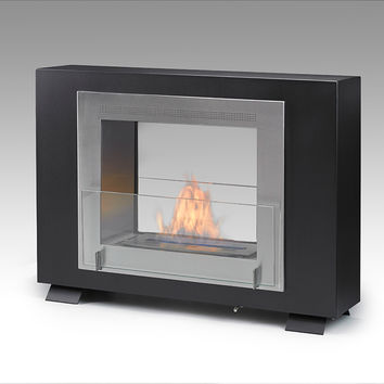 Eco-Feu Pacific 2-Sided Fireplace