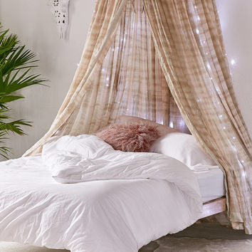 Madeline Tie-Dye Bed Canopy | Urban Outfitters