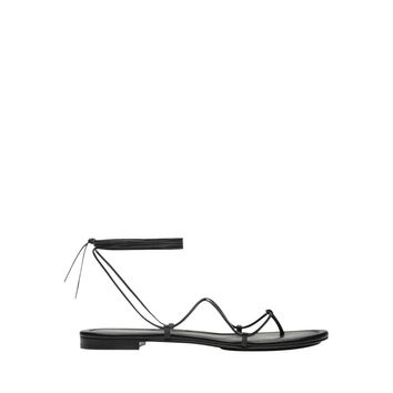 Michael Kors Bradshaw Sandal - Lace Up Sandals - ShopBAZAAR