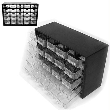 Stalwart  25 Hardware Storage Compartments
