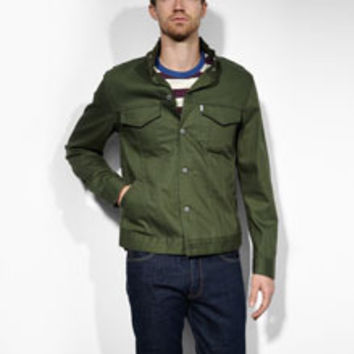 Levi's Commuter Jackets - Men's - Green