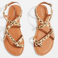 Hiccup Strappy Sandals