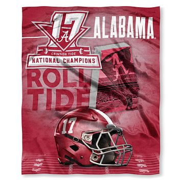 Alabama Crimson Tide NCAA Silk Touch 2017 Achievement Champs