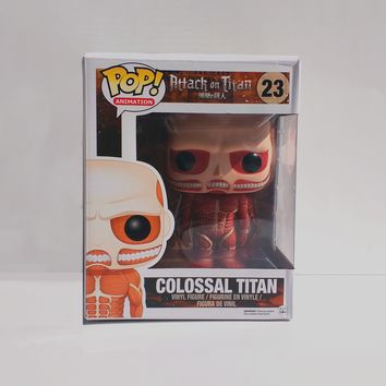 Attack on Titan - Colossal Titan POP Vinyl Figure