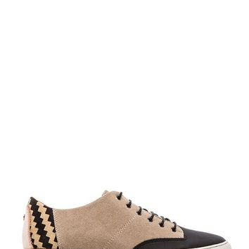 Thorocraft Cooper Calf Hair in Taupe